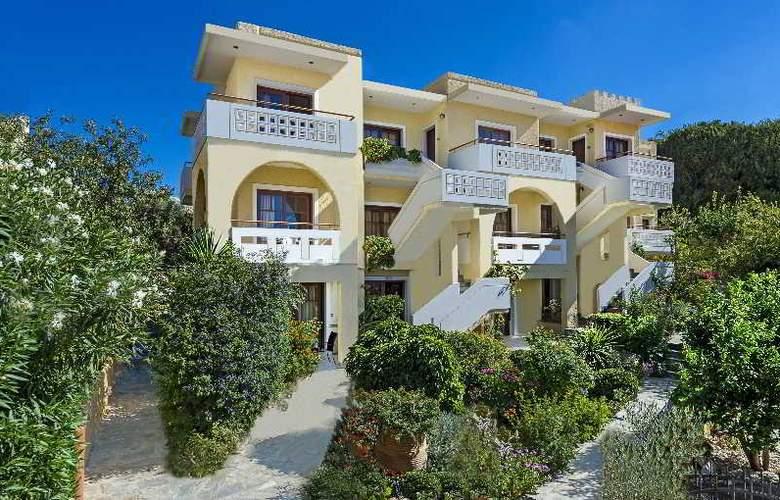 Agrimia Apartments - Hotel - 0