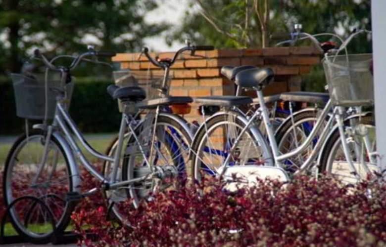 Sukhothai Heritage Resort - Sport - 17