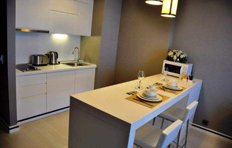 BYOTELL FLORA RESIDENCE - Room - 6