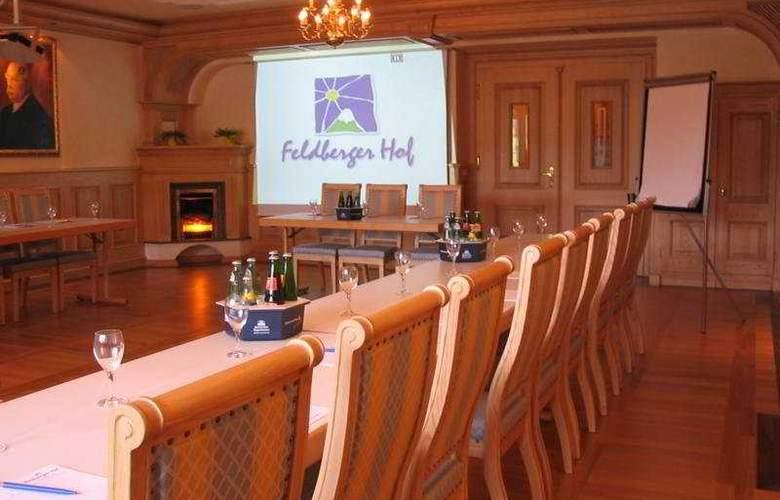 Familotel Feldberger Hof - Conference - 5