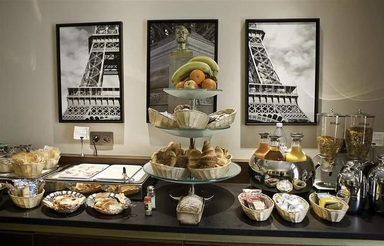 BEST WESTERN SEVRES MONTPARNASSE - Restaurant - 21
