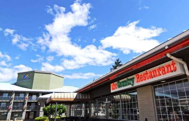 Accent Inn Kelowna - Restaurant - 28