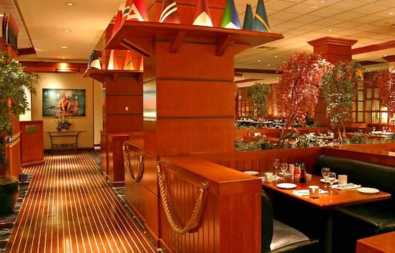 Philadelphia Airport Marriott - Restaurant - 9
