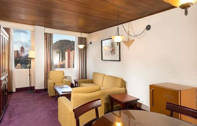 Dann Avenida 19 Bogotá - Room - 14