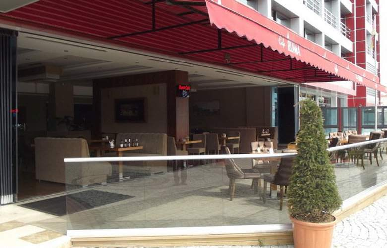 Volley Hotel Istanbul - Terrace - 8