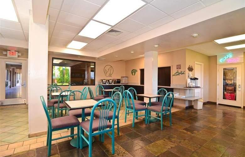 Best Western Turquoise Inn & Suites - Restaurant - 66