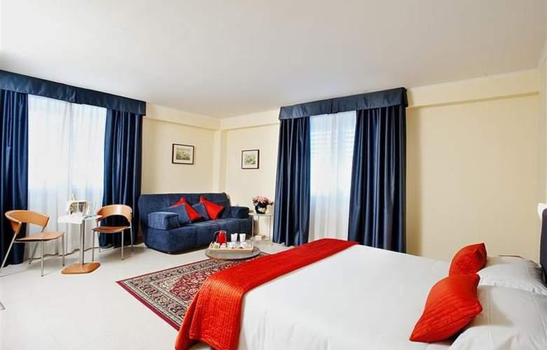 Best Western Blu Hotel Roma - Room - 70