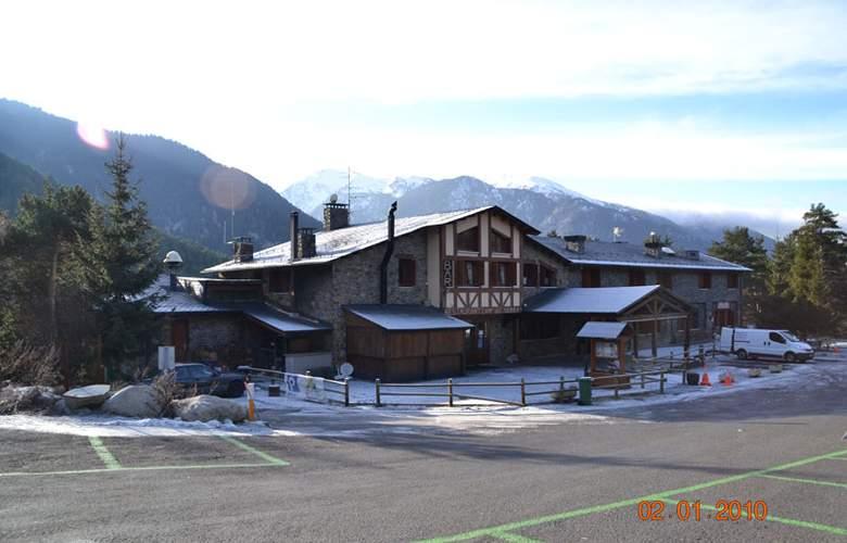 Hotel Restaurant Camp del Serrat - Hotel - 5