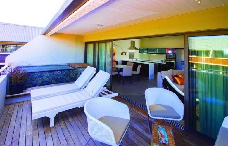 Le Domaine des Alizées Club & SPA - Terrace - 6