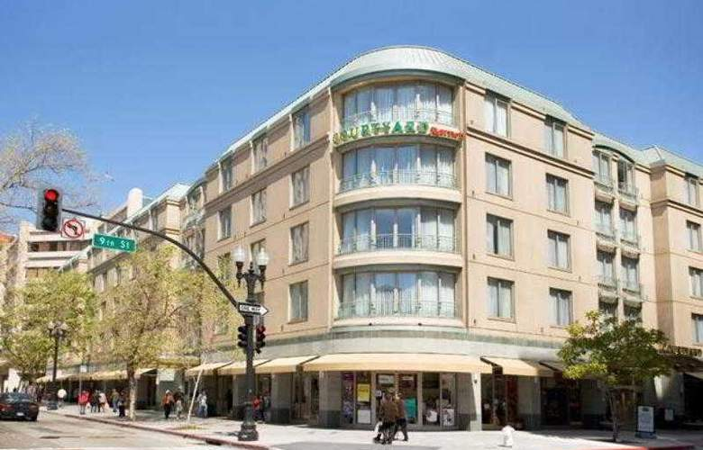 Courtyard Oakland Downtown - Hotel - 0