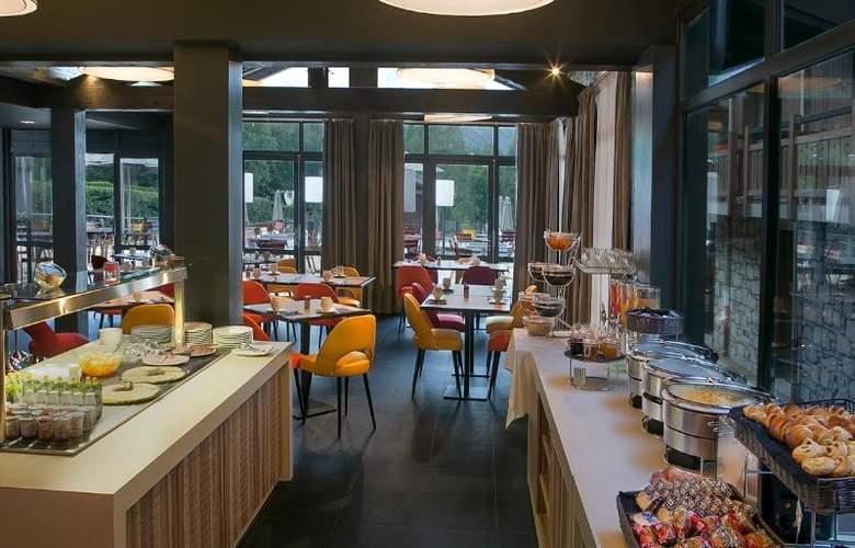 Best Western Plus Excelsior Chamonix Hotel & Spa - Restaurant - 66