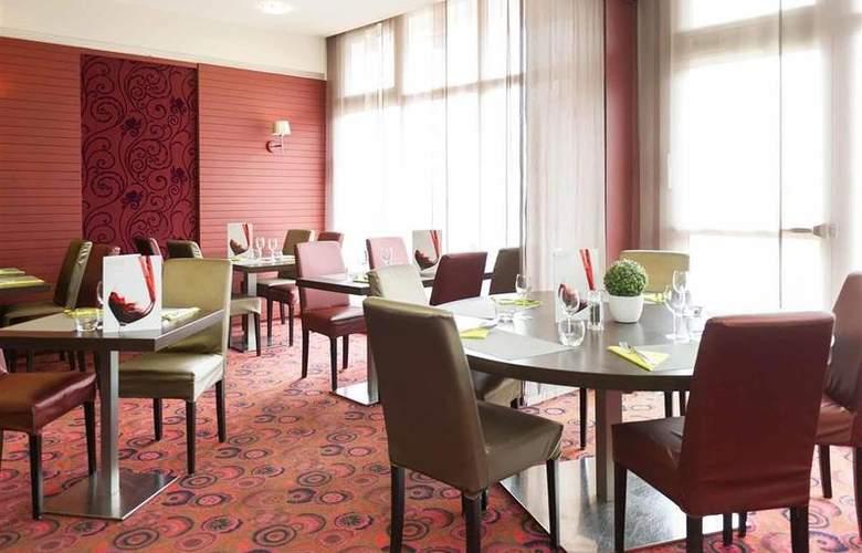 Mercure Annemasse Porte de Genève - Restaurant - 41