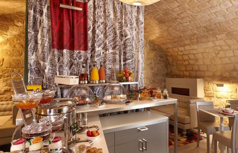 Saint Louis Bastille - Restaurant - 78