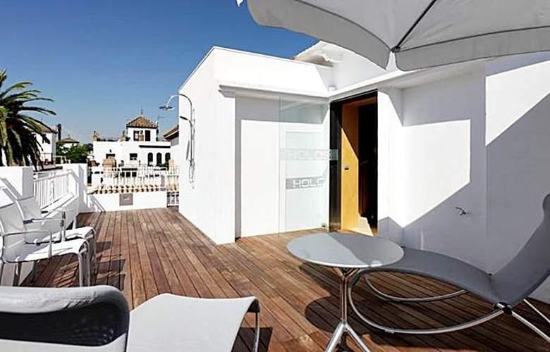 Domus Selecta Boutique Hotel Holos - Terrace - 2