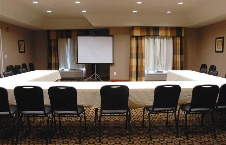 Best Western Mountain Villa Inn & Suites - Conference - 33