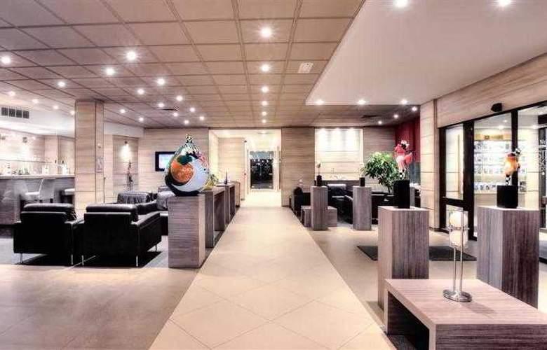 BEST WESTERN PLUS Hotel Casteau Resort Mons - Hotel - 23