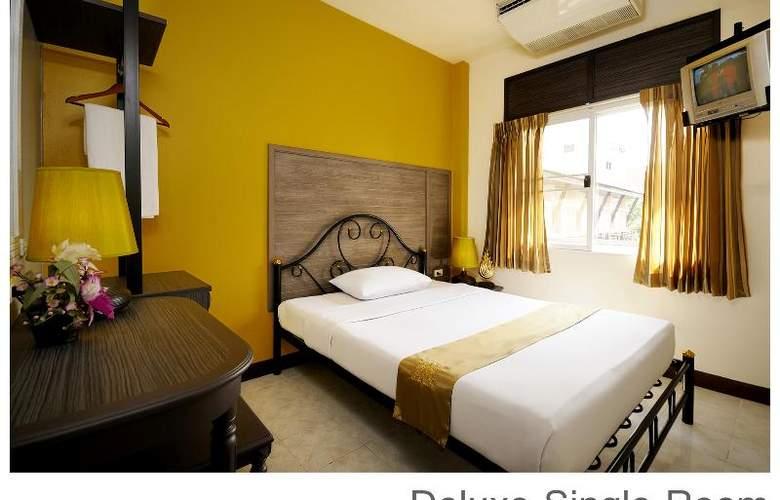 Rambuttri Village Inn & Plaza - Room - 5