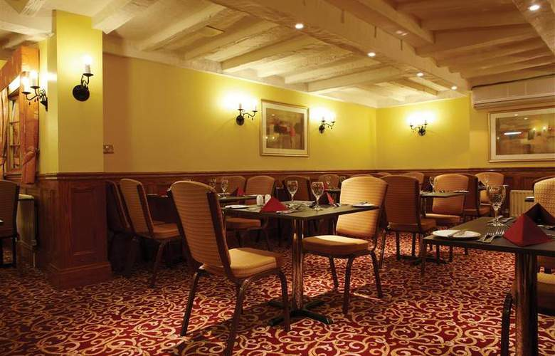 Best Western Westminster - Restaurant - 122