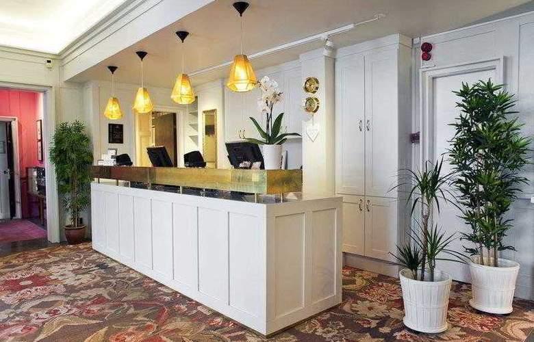 BEST WESTERN Hotel Baltic - Hotel - 0
