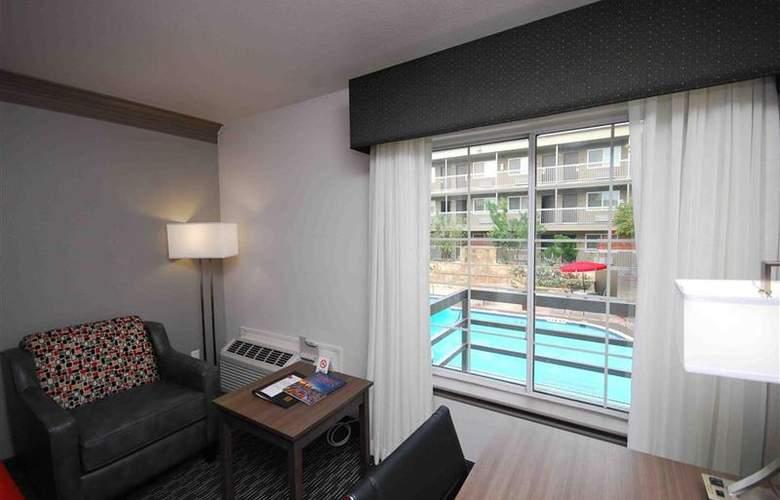 Best Western Plus Austin City Hotel - Room - 98