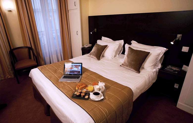 Hotel du Nord et de lEst - Room - 4