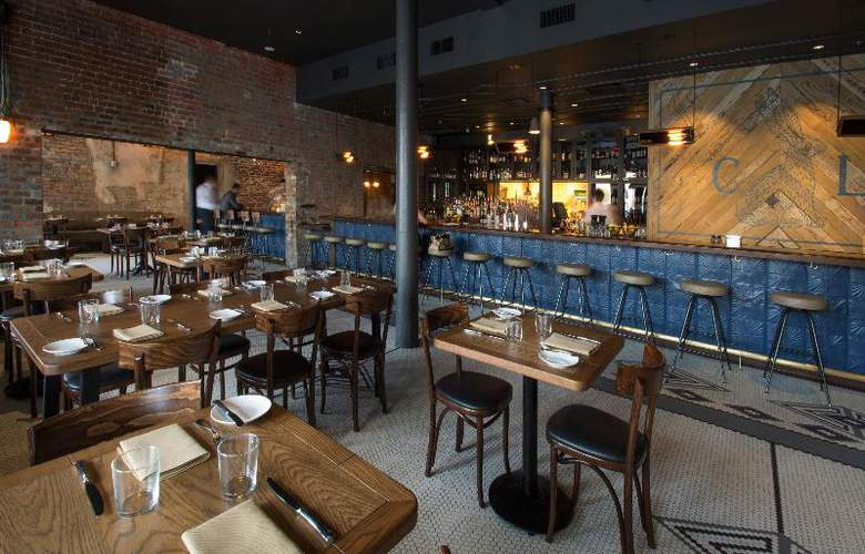 The Old No 77 Hotel & Chandlery - Restaurant - 2