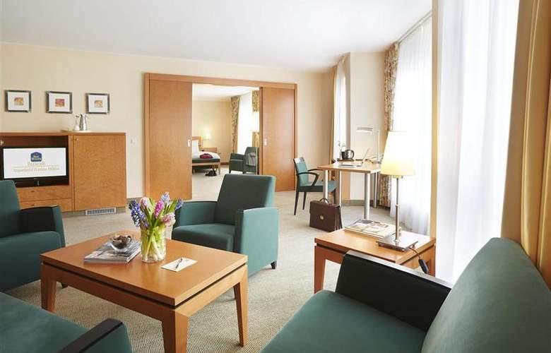 Best Western Premier Airporthotel Fontane Berlin - Room - 39