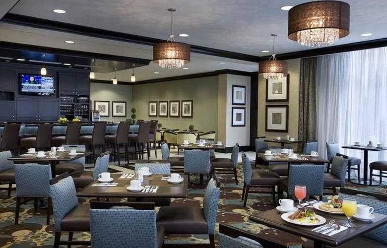 Hilton Garden Inn Toronto Airport West Mississauga - Restaurant - 5
