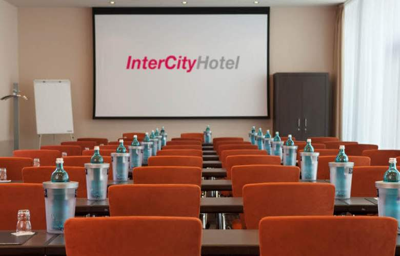 InterCityHotel Hannover - Conference - 4