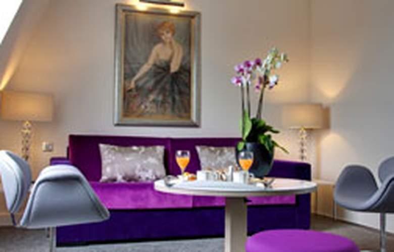 La Villa Maillot - Room - 6