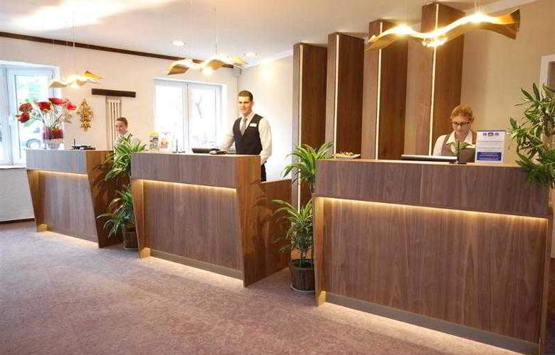 Best Western Mainz - Hotel - 24