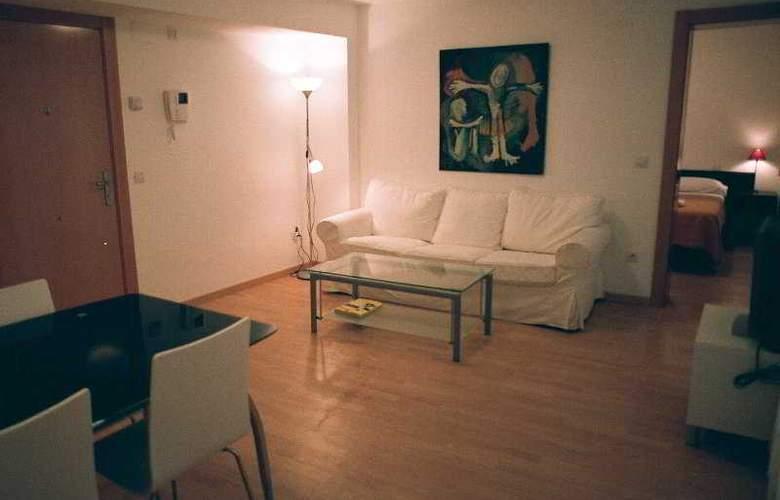 Auhabitat Zaragoza apartamentos - Room - 3