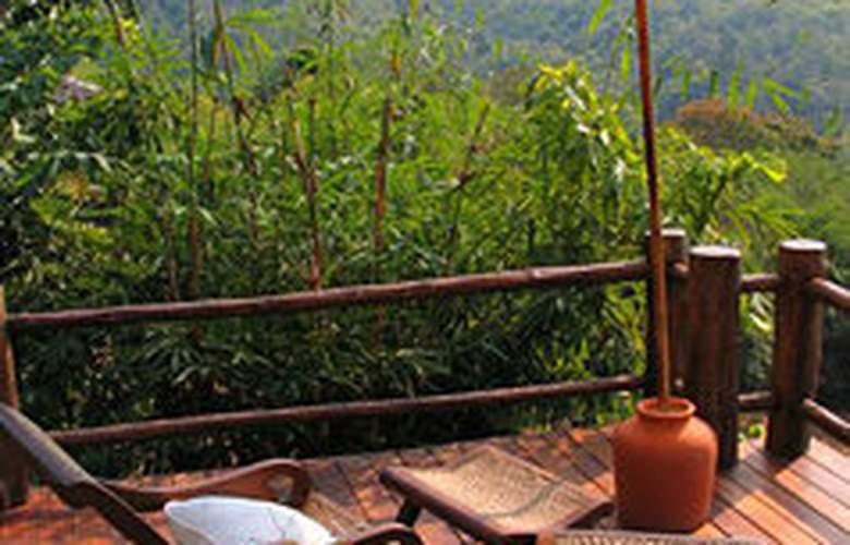 Suanthip Vana Resort - Terrace - 9