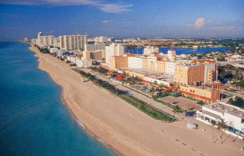 Hollywood Beach Resort Cruise Port - Beach - 7