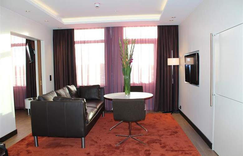 Best Western Plus Sthlm Bromma - Room - 51