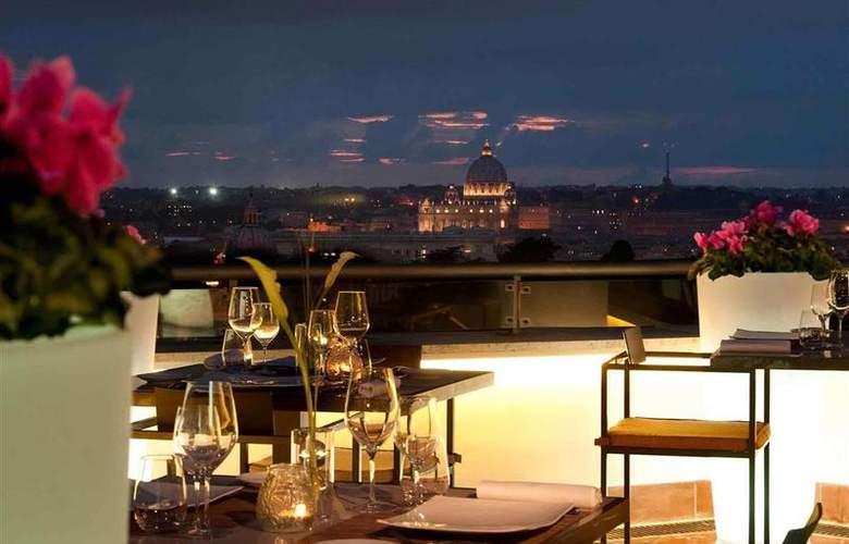 Sofitel Rome Villa Borghese - Restaurant - 103