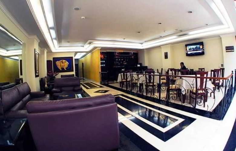 Hotel Embassy Park - Restaurant - 4