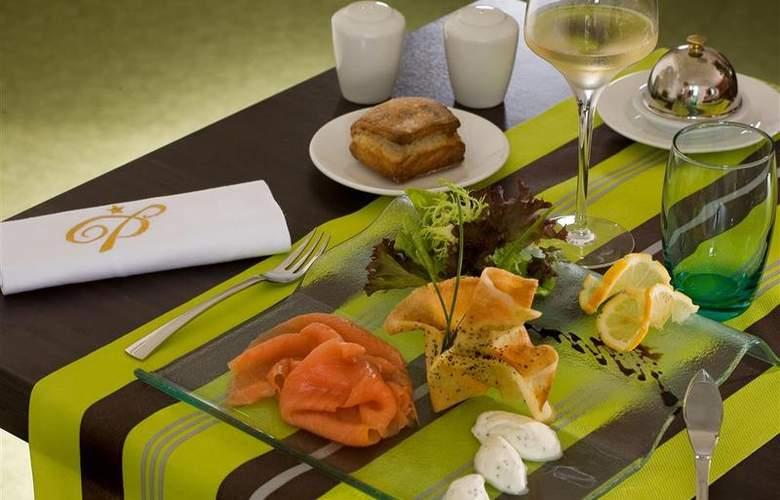 Best Western Palladior Voiron - Restaurant - 14