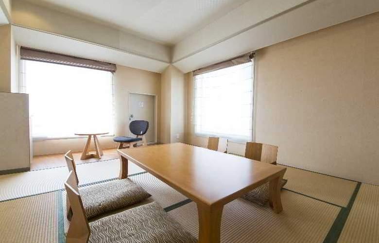 Hotel Seagull Tempozan Osaka - Hotel - 20
