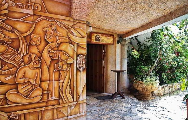 Hotel & Spa Xbalamque Cancún Centro - Restaurant - 36