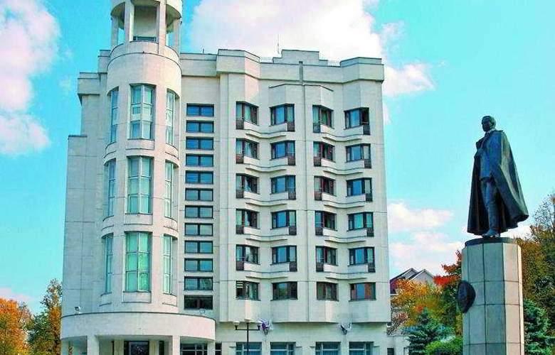 Oktyabrskaya - Hotel - 0