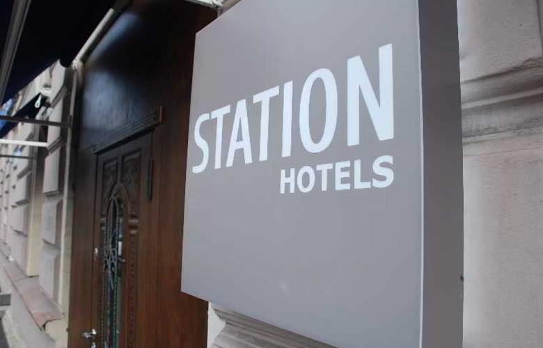 Station Hotel Z12 - Hotel - 0