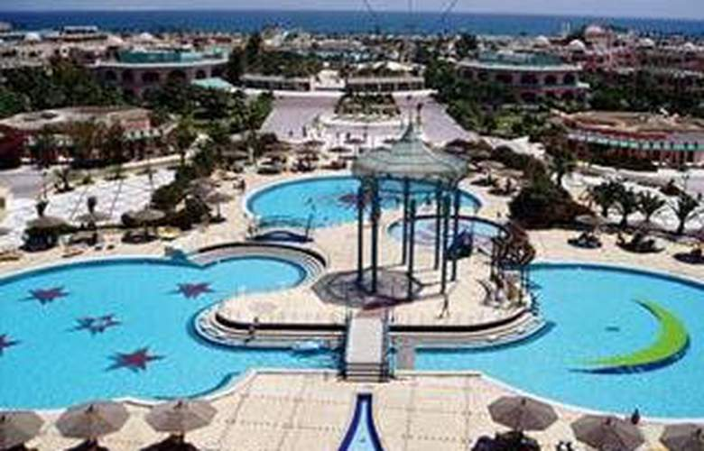Golden 5 Paradise Resort - Pool - 3