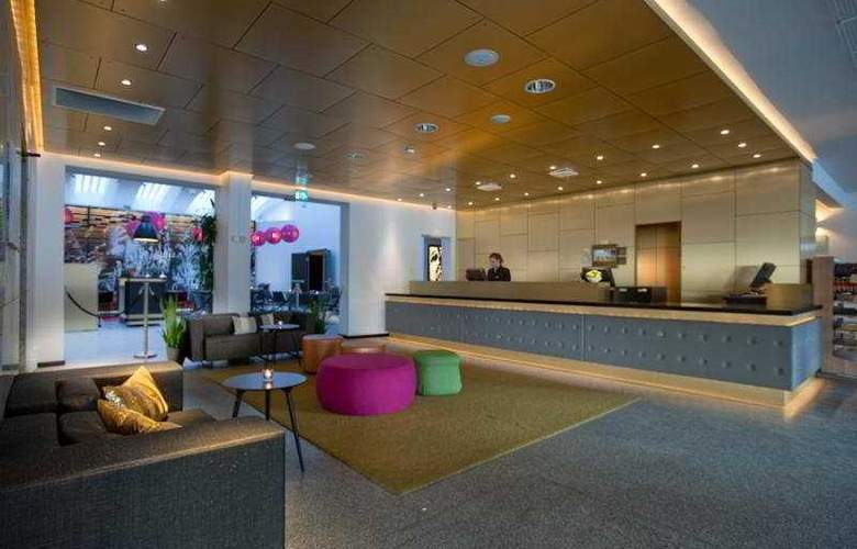 Scandic Malmen Stockholm - Hotel - 0