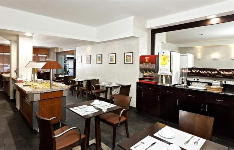 Best Western Astoria - Restaurant - 41