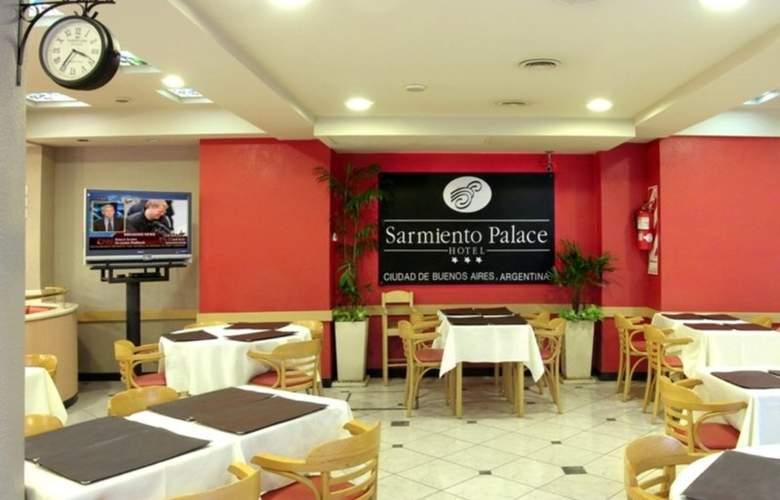 Sarmiento Palace Hotel - Restaurant - 7