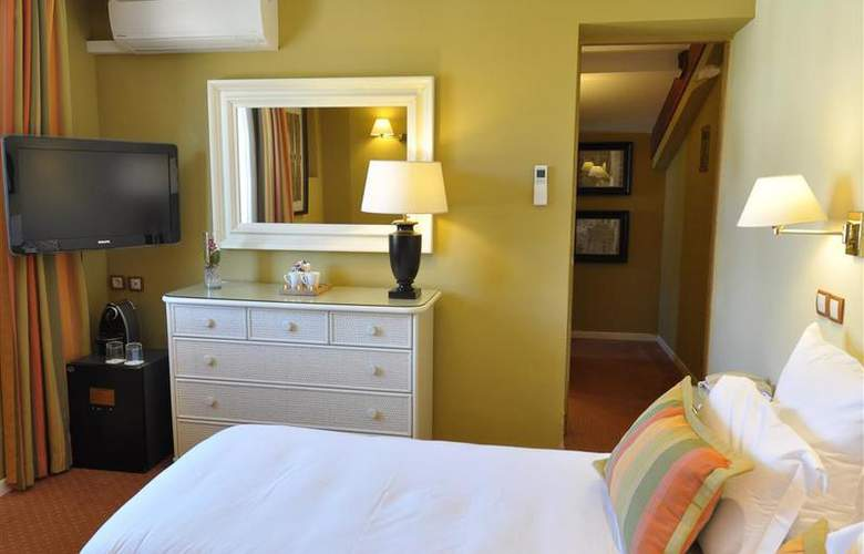 Best Western Hotel Montfleuri - Room - 90