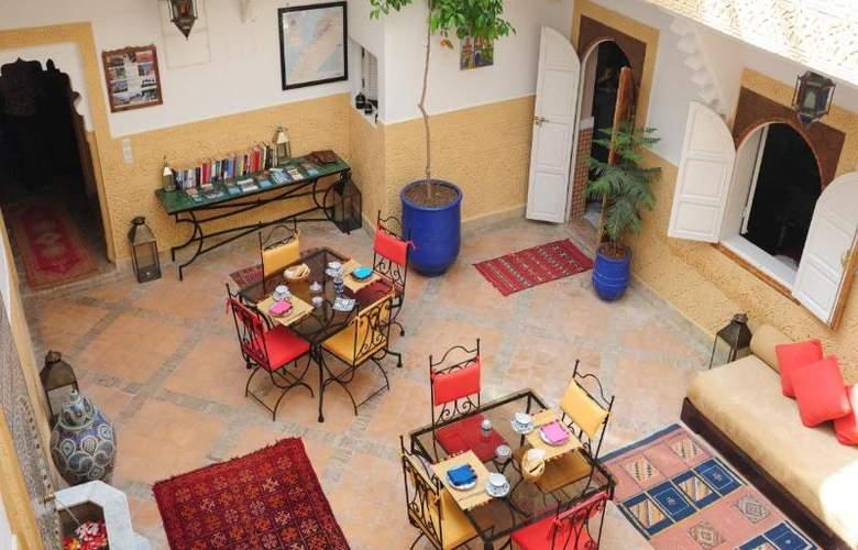 Riad Shaden - Restaurant - 19
