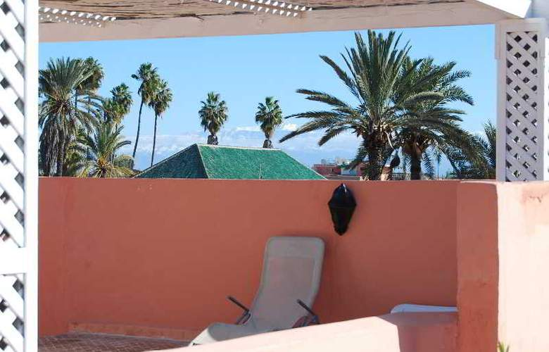 Riad Les Oliviers - Terrace - 22