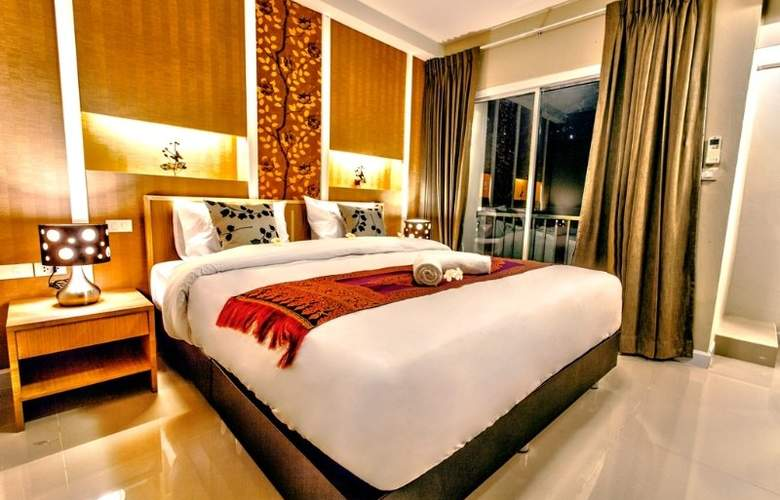 The Aim Sathorn Hotel - Room - 8